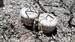 5 sığınakta 60 kilogram patlayıcı ele geçirildi