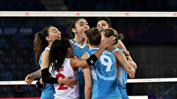 Turkey beat Poland in Women's Volleyball Nations League