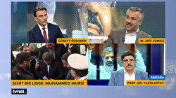 Şehit Bir Lider: Muhammed Mursi