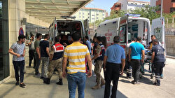 Askeri aracın geçişi sırasında patlama: 2 askerimiz yaralandı