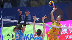 China beat Turkey for bronze in Nations League