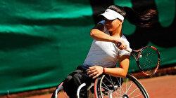 Wheelchair Tennis: Busra Un lifts trophy in Italy