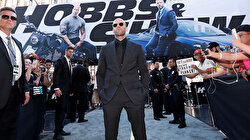 A Minute With: Jason Statham and Idris Elba on 'Fast & Furious' spin-off