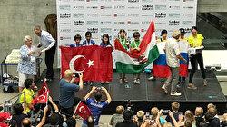 أطفال أتراك يحصلون على المركز الثاني بمسابقة روبوتات عالمية بالدنمارك