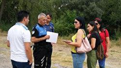 Kırıkkale'de vatandaşlar tek tek uyarıldı