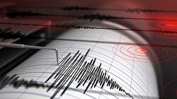 Elazığ'da 4 şiddetinde deprem meydana geldi