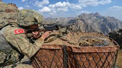 İki askerimizi şehit eden terörist Tunceli'de öldürüldü
