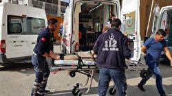 Erzincan'da yıldırım düşmesi sonucu 2 askerimiz yaralandı