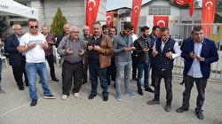 Şehit Topçu'nun amcası: Bu bizim düğünümüz, bayramımız