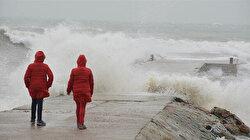 Meteoroloji'den fırtına uyarısı: Yarın akşama kadar sürecek