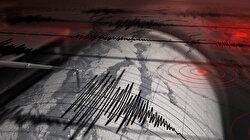 Denizli'nin Bozkurt ilçesinde 3,8 şiddetinde deprem oldu