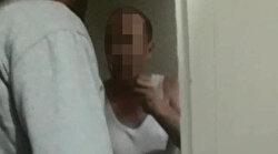 Otizmli çocuğun sesinden rahatsız olan komşudan akılamaz hareket: Bıçakla kapıya dayandı