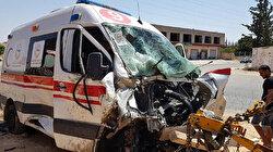 """""""الوفاق"""" تتهم قوات حفتر باستهداف سيارتي إسعاف جنوبي طرابلس"""