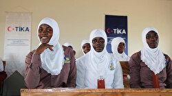 """""""تيكا"""" التركية تفتتح فصولًا دراسية إضافية لثانوية في أوغندا"""