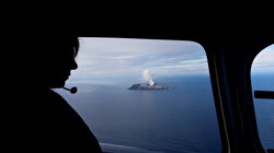 New Zealand police plan to recover bodies from volcanic island on Friday