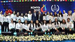 5. İslami Dayanışma Oyunları 2021'de Konya'da