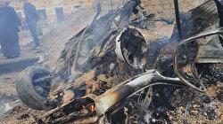 Tel Abyad'da teröristlerin bombalı saldırında 2 sivil hayatını kaybetti