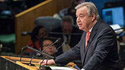 BM Genel Sekreteri Antonio Guterres: Tehlikeli zamanlarda yaşıyoruz