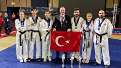 Turkey to send 6 taekwondo athletes to 2020 Paralympics