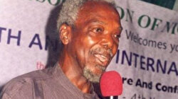 Nijeryalı ünlü yazar Prof. Ike hayatını kaybetti