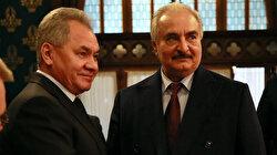 Rusya: Hafter'in yerel istişareler için 2 güne ihtiyacı var