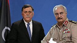 Libya Devlet Yüksek Konseyi Başkanı: Libya'da ateşkese Birleşik Arap Emirlikleri'nin engel oldu