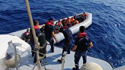 22 göçmen ölümden döndü