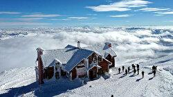 """تركيا.. """"جبل يلدز"""" مركز لعشاق الرياضات الشتوية"""