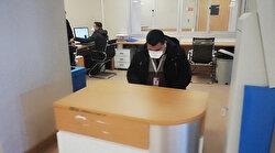 Devlet hastanesinde 'domuz gribi' alarmı: Acildeki kırmızı alan kapatıldı