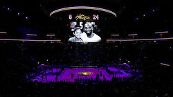 Teams continue to honor Kobe Bryant with variety of tributes