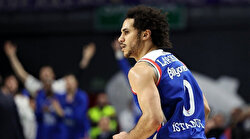 Anadolu Efes superstar Larkin out of Turkey squad over injury