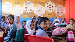 Turkey revamps only school in Pakistani fishing village