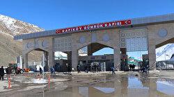Kapıköy Gümrük Kapısı'na sahra hastanesi kuruluyor: İran'dan gelen Türk vatandaşlar burada gözetim altında tutulacak