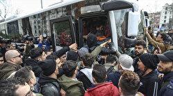 CHP'li Bolu Belediyesi'nden Avrupa'ya gitmek isteyen mültecilere ücretsiz otobüs