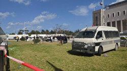 ABD'nin Tunus Büyükelçiliği yakınında bombalı saldırı