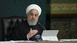 Rouhani says Iran's health system strong, ready for possible escalation in coronavirus cases