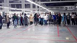 Fabrikada akılalmaz halaylı doğum günü partisi: 47 bin 250 TL ceza verildi