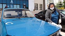31 yıldır kazası ve cezası olmayan bayan şoför 'yılın sürücüsü' seçildi