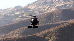 Bitlis Sehi Ormanları'nda gri listedeki terörist Adem Çelebi etkisiz hale getirildi