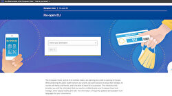 EU launches travel info website