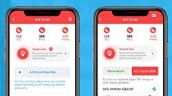 Turkcell'in BiP Acil Yardım Butonu artık bluetooth ile de kullanılabilecek