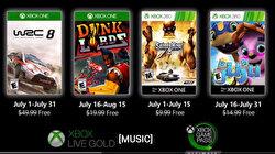 Microsoft Temmuz'a özel ücretsiz oyunları duyurdu