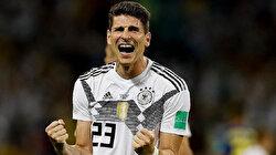 German forward Mario Gomez quits football