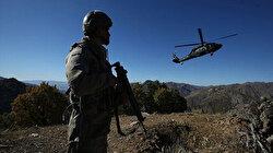 Tunceli'deki operasyonda iki terörist etkisiz hale getirildi