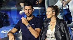 Novak Djokovic, wife test negative for virus