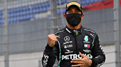 Lewis Hamilton pledges 'lifelong' fight against racism