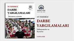15 Temmuz Darbe Yargılamaları kitap olarak vatandaşlarla buluşuyor