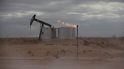 Oil prices up as weak US dollar spurs higher demand