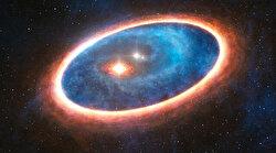 Başka bir güneş sistemi ilk kez görüntülendi