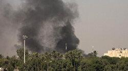 Bağdat'ta ABD üssüne füzeli saldırı gerçekleştiği iddia edildi
